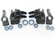 RUSTLER 4x4 C-HUBS Steering Caster Blocks Slash Stampede Traxxas VXL 67076-4