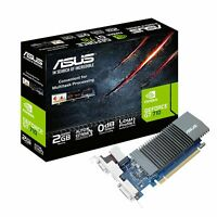 Asus GeForce GT 710 Graphic Card - 954 MHz Core - 2 GB GDDR5 - Low-profile -