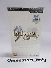 DISSIDIA 012 LEGACY EDITION FINAL FANTASY (SONY PSP) NUOVO SIGILLATO NEW