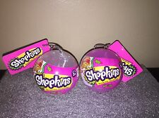 ONE (1) Shopkins CHRISTMAS Ornament Bauble Blind box/basket 2016 LIMITED EDITION