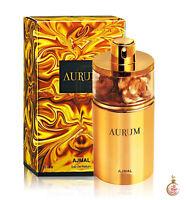 Aurum 75ml Edp by Ajmal Women Floral Woody Musky EDP 100% Original Fast SHIP