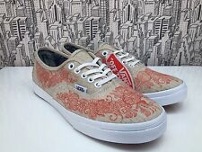 Custom FURGONI Henné Tatuaggio graffiti dipinti a mano WOMEN'S SHOES SNEAKER UK 3