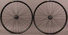 "Mavic EN427 Rims 27.5"" 650b Thru Axle Hubs 15mm 12mm MTB Bike Wheelset Tubeless"