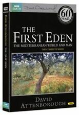 First Eden (Repackaged) [DVD] -  Sir David Attenborough - Brand New & Sealed