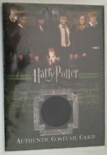 Harry Potter The Order Of The Phoenix Cho Chang C6 Authentic Costume Card
