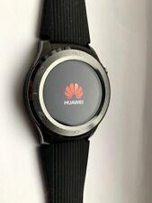 HUAWEI WATCH 2 Classic Smartwatch Black Leather/Rubber Band LEO-B19 BRN - BX9-