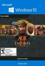 Age of Empires 2 Definitive Edition-Windows 10 Store Key Global (pc)