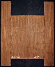 Guitar Luthier Tonewood FIGURED BUBINGA Acoustic backs sides SET back and sides