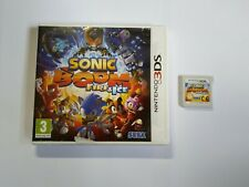 Sonic Boom: Fire & Ice - Nintendo 3DS Game - 2DS, XL - Free, Fast P&P!