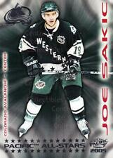 2004-05 Pacific AS #3 Joe Sakic