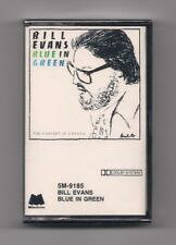 BILL EVANS - Blue in green (The concert in Canada) SEALED cassette rare Jazz