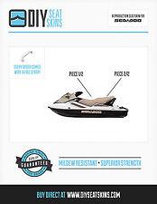 GTX GTI LE SEADOO TAN Seat Skin Cover 01 02 03 04 05 06