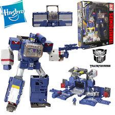 Transformers Titans Return Soundblaster & Soundwave Leader Action Figures Toy