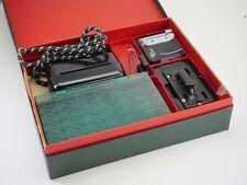Stereo Realist slide mounting kit film cutter set sorting box case - DT