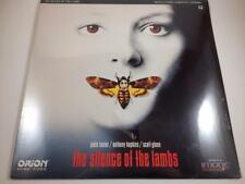 Silence of the Lambs Laserdisc Brand New Sealed Item. Collector Item