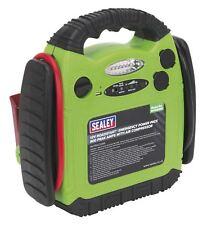 Sealey RS1322HV RoadStart® Emergency Power Pack with Air Compressor 12V