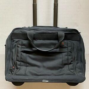 "Victorinox Rolling Laptop Bag 17"" X 14"" X 8"""