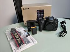 Canon EOS 5DS 50.6MP Digital SLR Camera - Black (Body Only)