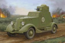 Hobbyboss 1:35 Scale Soviet BA-20 Armoured Car Mod.1939 Model Kit 83883