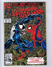 Amazing Spider-Man #375 Marvel 1993 the Bride of Venom ! 1st app. of Ann Weying