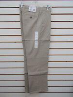 Boys IZOD $32 Uniform/Casual Khaki Flat Front Pants Size 8Husky - 18 Husky