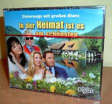 READER'S DIGEST - IN DER HEIMAT IST ES AM SCHÖNSTEN  (4 CD's) (NEU/ OVP)