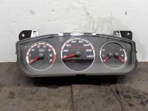 Speedometer Cluster US Opt UH8 ID 15806464 Fits 06 IMPALA 722859