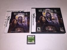 Where the Wild Things Are (Nintendo DS) Original Release Complete Exc