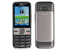 Original Nokia C5-00 With Excellent Battery & Charger - 6 Month- Sealed Pack