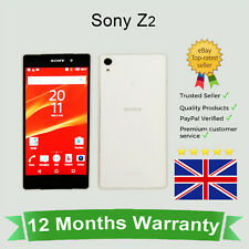 *Unlocked* Sony Xperia Z2 Android Mobile Phone 16GB White