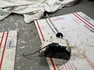 05-11 AUDI C6 A6 S6 SEDAN FRONT RIGHT DOOR LOCK LATCH ACTUATOR OEM T2