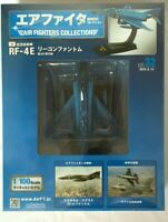 Air Fighters Collection (32) RF-4E Recon-PHANTOM (JASDF) 1:100 Die-cast Model