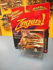"JOHNNY LIGHTNING  STREET FREAKS  ZINGERS '69 SHELBY GT 500   ""NEW"""