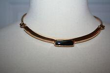 Bar Collar Onyx Necklace W. Britt For J.Crew