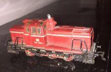 Locomotive Ancienne Pour Pièces Non Fonctionnelle