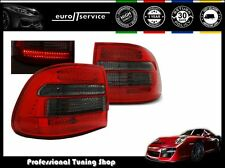 FEUX ARRIERE ENSEMBLE LDPO02 PORSCHE CAYENNE 2002 2003 2004 2005 2006 RED LED