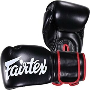 Fairtex Boxing Gloves BGV14 Black 10 oz