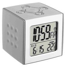 Radio-réveil Cubo TFA 60.2517 température SNOOZE rétro-éclairage innentemp