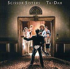 1 CENT CD Ta-Dah - Scissor Sisters