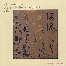 NEW The Art of the Shakuhachi, Volume One (Audio CD)