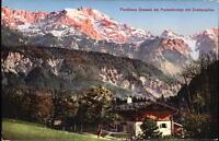 Garmisch PARTENKIRCHEN Bayern ~1910/20 Forsthaus Graseck Alpen Berg Hütte AK