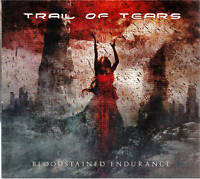 (CD) Trail Of Tears - Bloodstained Endurance (2009)