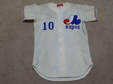 Montreal Expos Vintage Game Worn Jersey Andre Dawson Rusty Staub