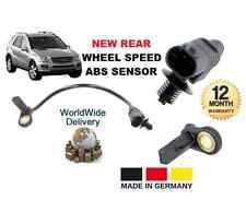 FOR MERCEDES ML420 ML450 CDI ML63 AMG ML550 2005> 1x REAR WHEEL SPEED ABS SENSOR