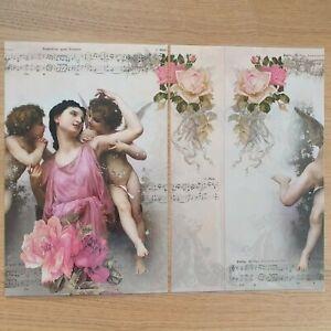 LaBlanche Schrumpfbanderole / Zauberfolie *Romantik* Durchm. 10 cm (5)