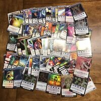 Lot of 77 Chaotic Cards Some Foil