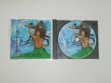 NOTTURNO CONCERTANTE  The glass tear  Cd Mellow  Records MMP 262  no barcode