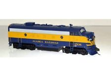 Bowser 24045 HO Scale EMD F7A, Alaska Railroad (1970s) #1508 Locomotive