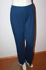 "Triumph Pyjamahose ""Star Spotlight PW"" Gr. 38 blau Homewear Schlafanzughose uni"