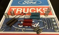 67-96 FORD F100 PARTS REAR DRUM BRAKE SPRING KIT SUITS F100 F150 BRONCO